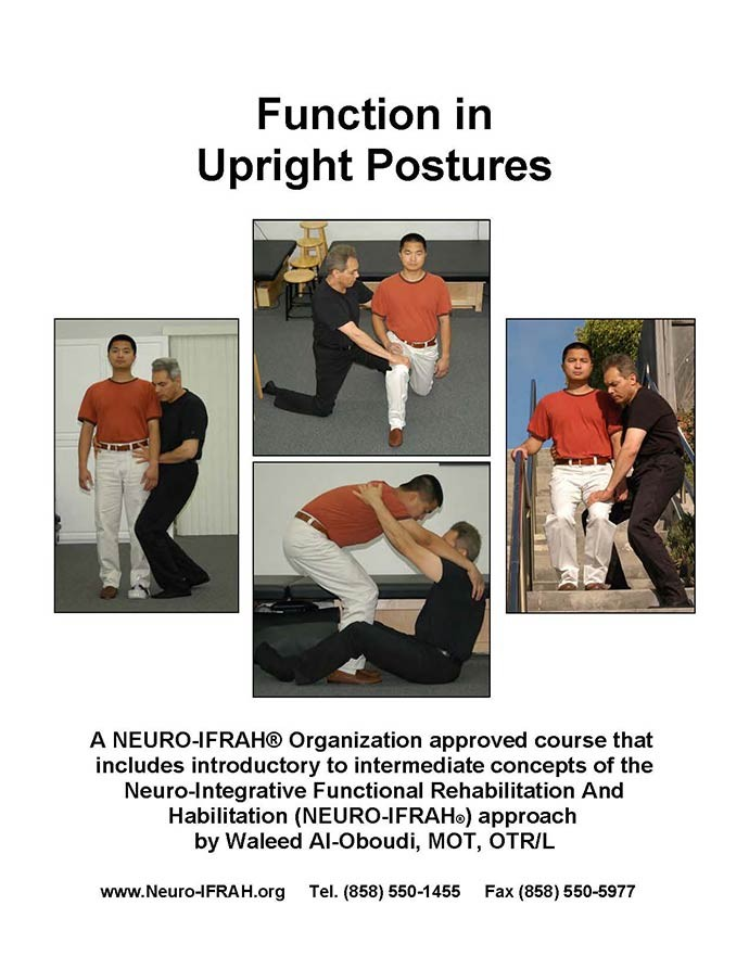 NEURO-IFRAH® Function in Upright Postures (a Neuro-IFRAH® course originated by Waleed Al-Oboudi)