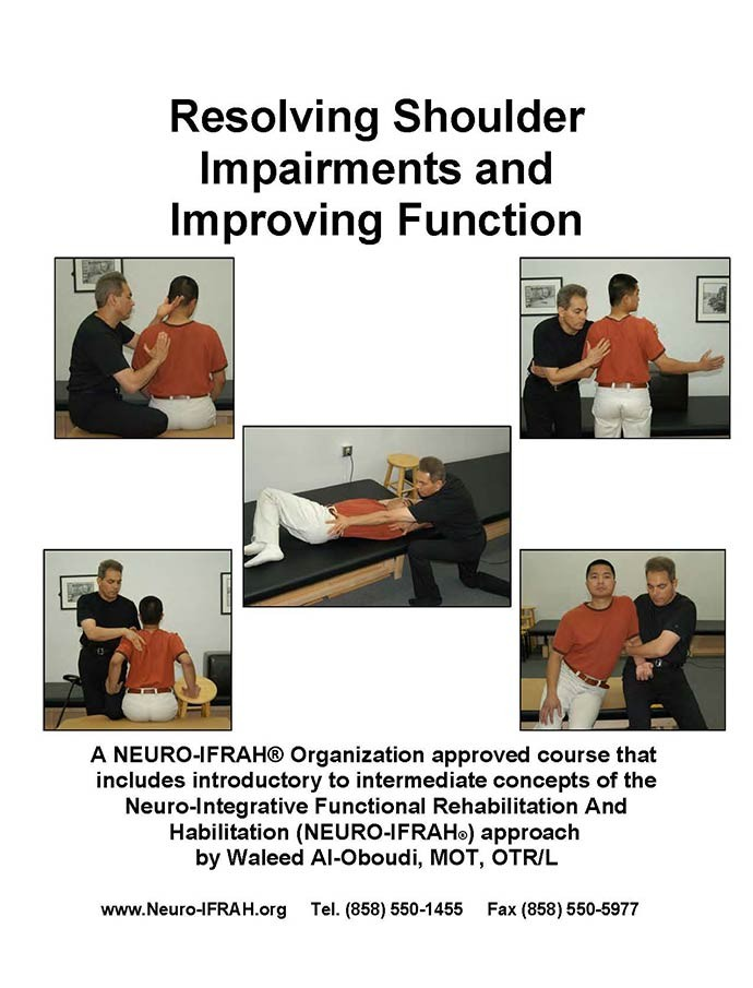 NEURO-IFRAH® Resolving Shoulder Impairments and Improving Function (a Neuro-IFRAH® course originated by Waleed Al-Oboudi)