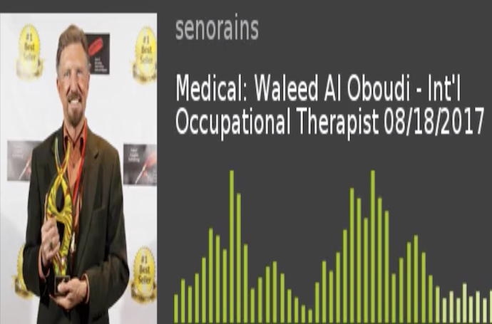 Waleed Al-Oboudi Podcast Interview with Senator Omar Rains