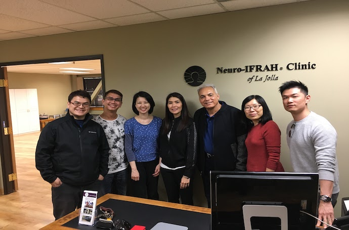 Neuro-IFRAH Instructors® from Hong Kong Visit Annual Instructor Meeting